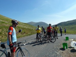 Glen More water stop