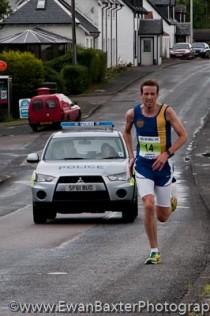 Isle of Mull Half Marathon & 10k 2013-10