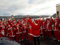 Santa Dash warm up 2018
